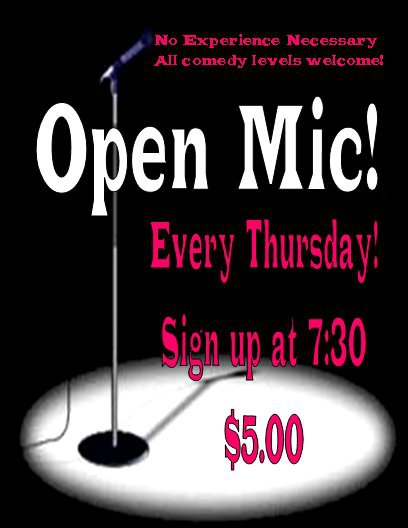 Fanatic Salon Open Mic Thursday with Alexis Bradby