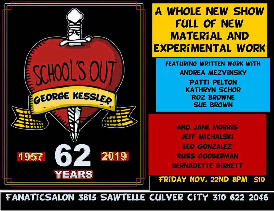 Schools Out Improv with George Kessler and Jeff Michalski